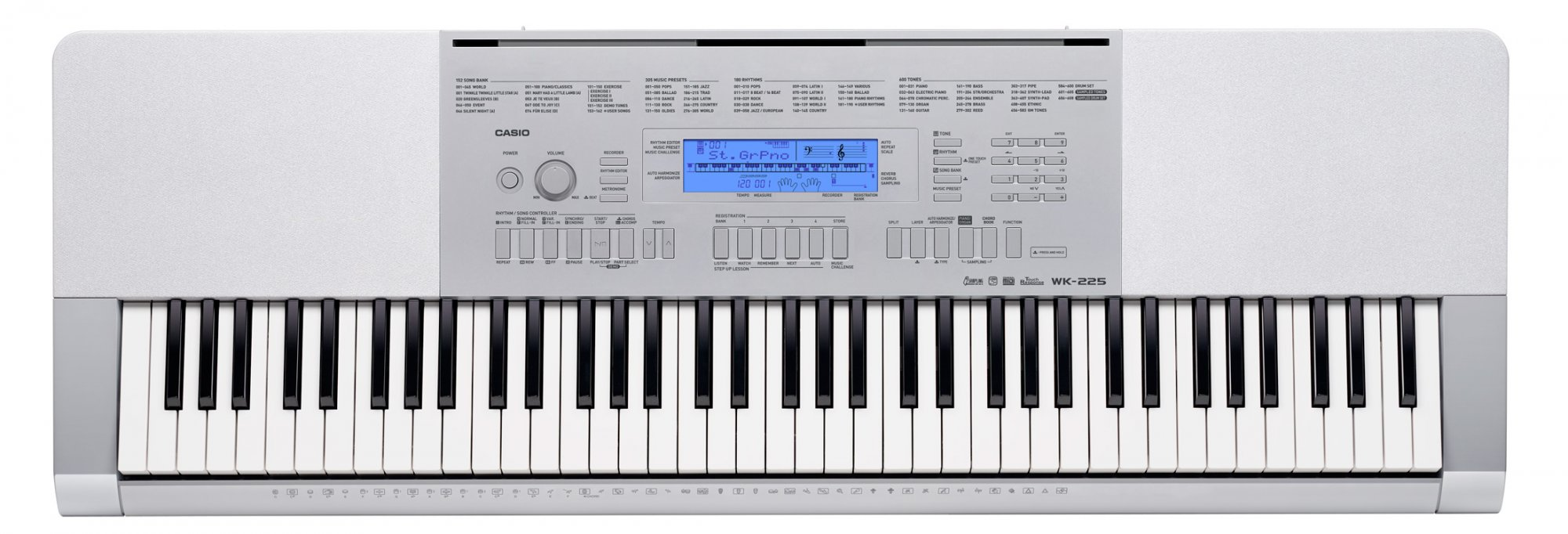 Đàn organ Casio WK 225