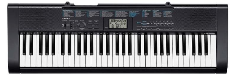 Shop bán đàn organ casio CTK-1200 chính hãng giá tốt