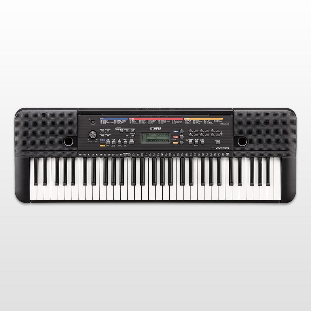 Organ Yamaha Psr E263