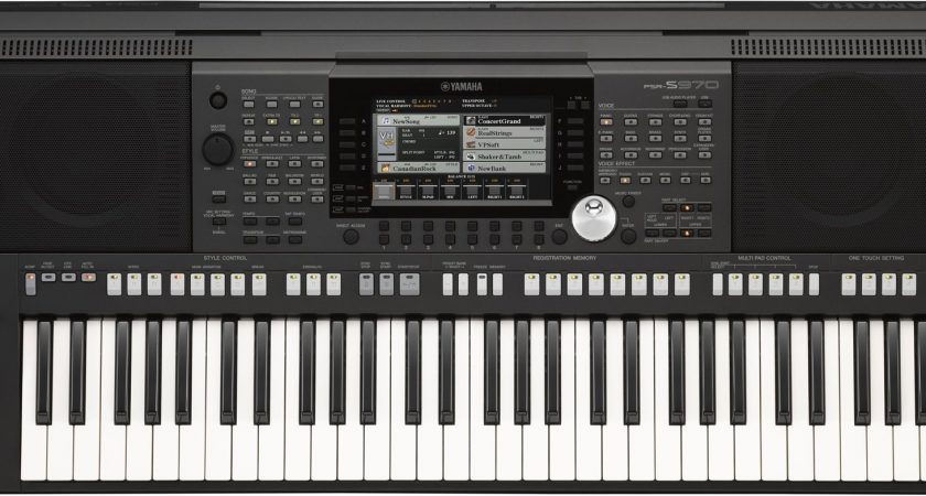 Đàn Organ Yamaha PSR-S970 giá bán bao nhiêu tiền, mua ở đâu