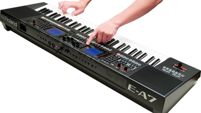 Tìm hiểu về dòng đàn Organ Roland