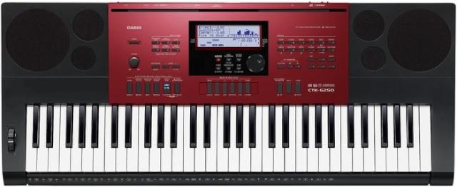 Đàn organ Casio CTK 6250