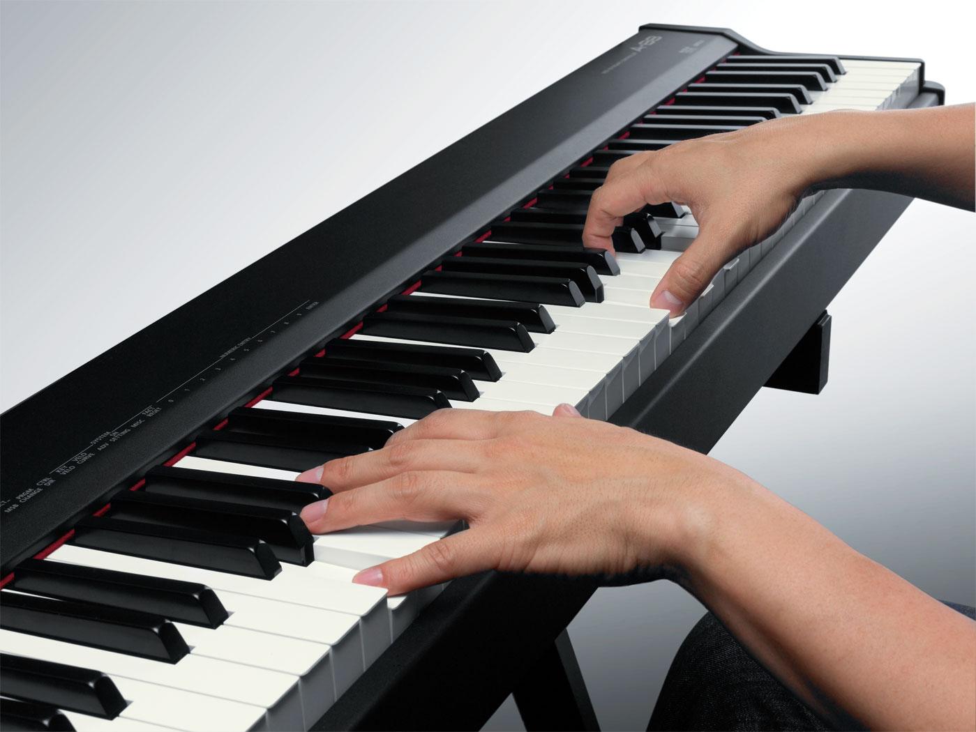 Chiều rộng các phím Organ nên bằng với phím đàn Piano cơ