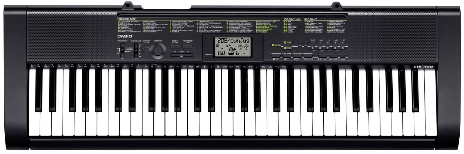 Đàn Organ Casio CTK-1100