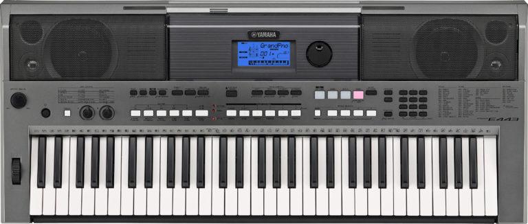 Giới thiệu một số cây đàn Organ Yamaha tầm 7 đến 8 triệu