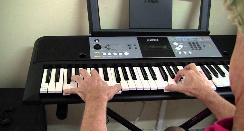 Giá đàn Organ Yamaha để tham khảo