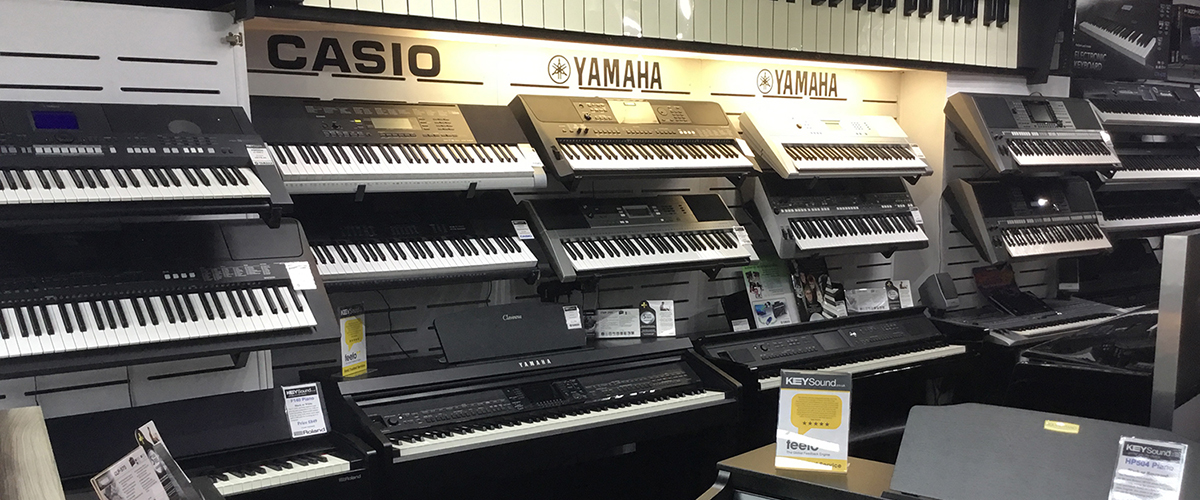 Giới thiệu một số cây đàn organ giá khoảng 6 triệu