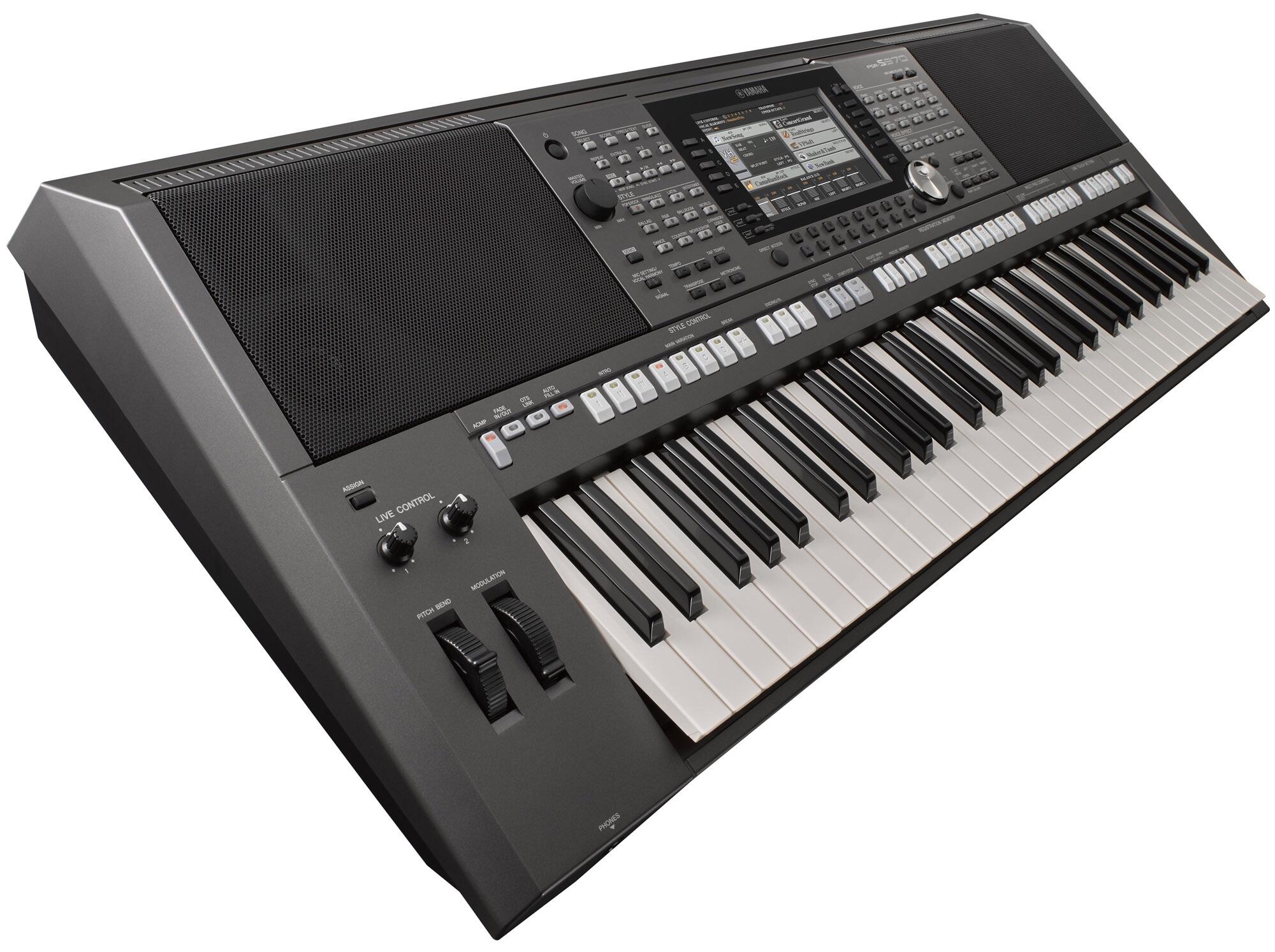 đàn organ yamaha s970