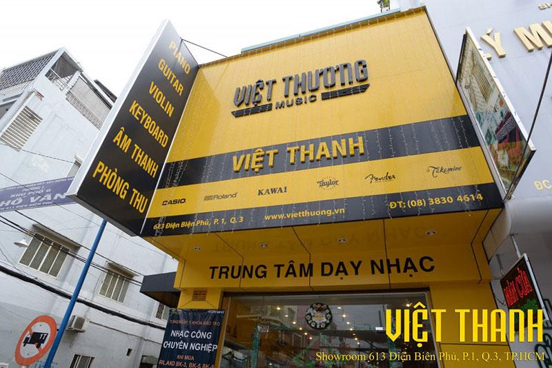 Cửa hàng bán đàn organ tại quận Gò Vấp