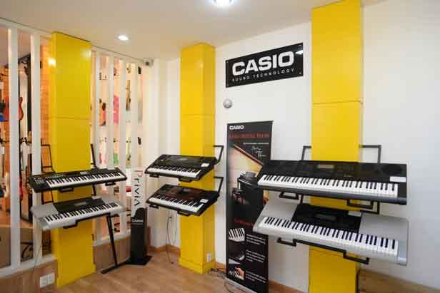 Cửa hàng bán đàn organ ở Nha Trang uy tín, chất lượng
