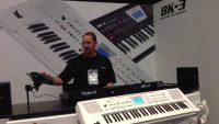 Thông tin về đàn organ Roland BK3