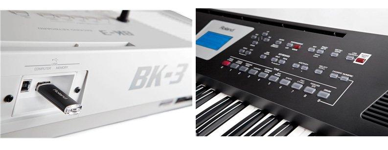 Đánh giá đàn organ roland bk3