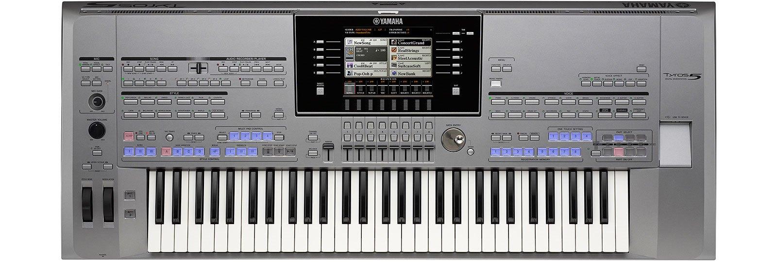 Organ Yamaha Tyross 5