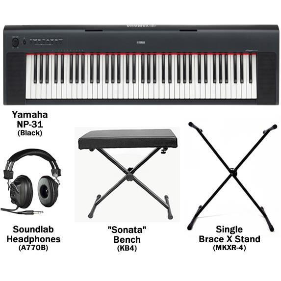 Organ Yamaha NP31