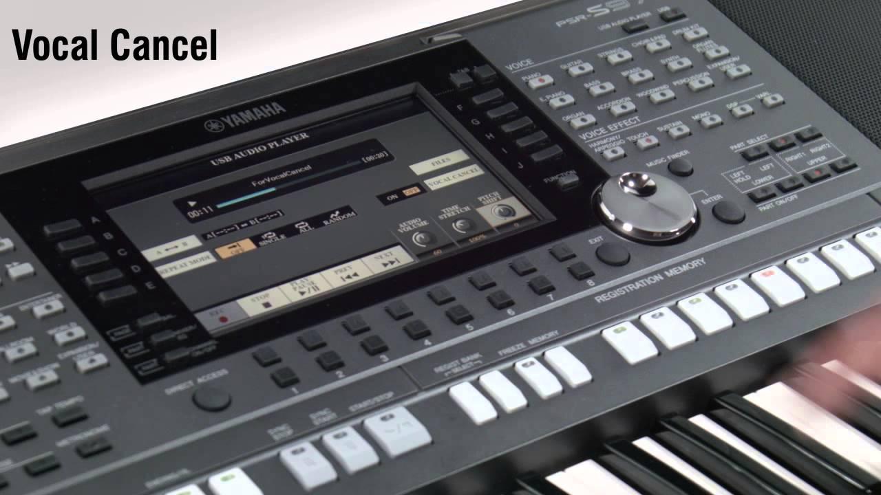 Đàn piano điện Yamaha PSR S970