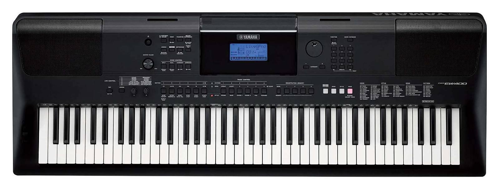 So sánh đàn organ Yamaha với Roland