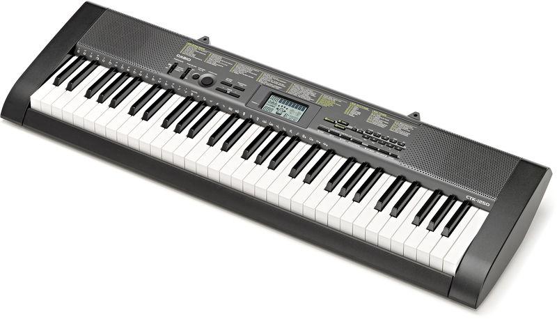 Đàn Organ Casio CTK 1250 giá 2.980.000 vnd
