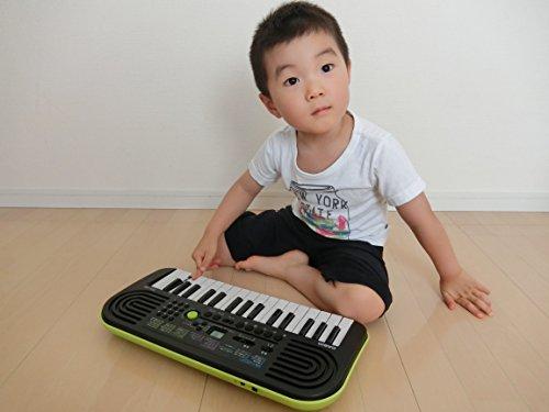 Kiểu dáng đàn Organ Casio nhỏ gọn