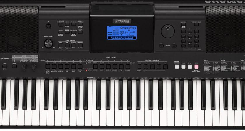Mua đàn Organ Yamaha cho người mới tập
