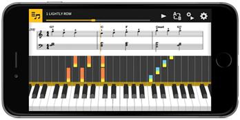 Hướng Dẫn Sử Dụng Phần mềm Chordana Play tích hợp trên đàn CASIO
