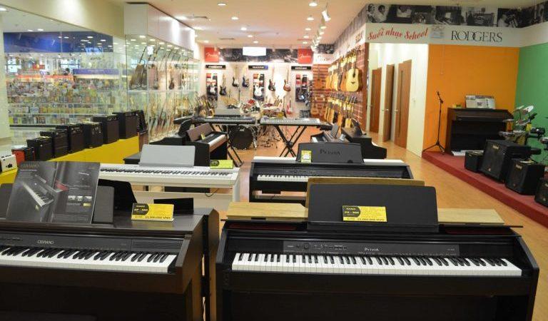 Trung tâm bán đàn organ uy tín chất lượng cao tại Biên Hòa