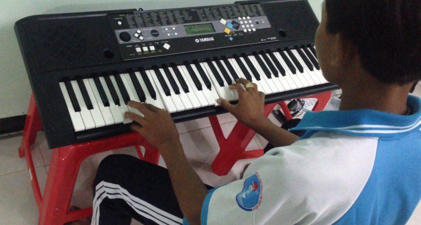 Đàn keyboard yamaha giá rẻ cho người mới học