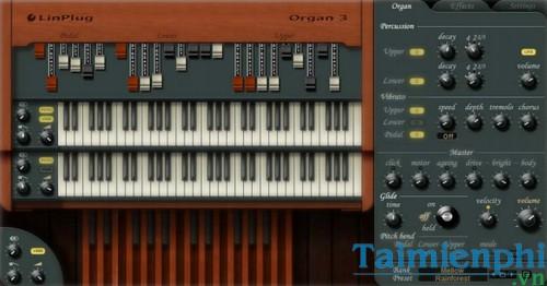 Creative Rhythmania Organ
