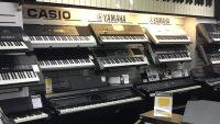 So sánh organ Casio và Yamaha