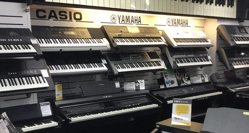Trung tâm bán đàn organ tại Tphcm