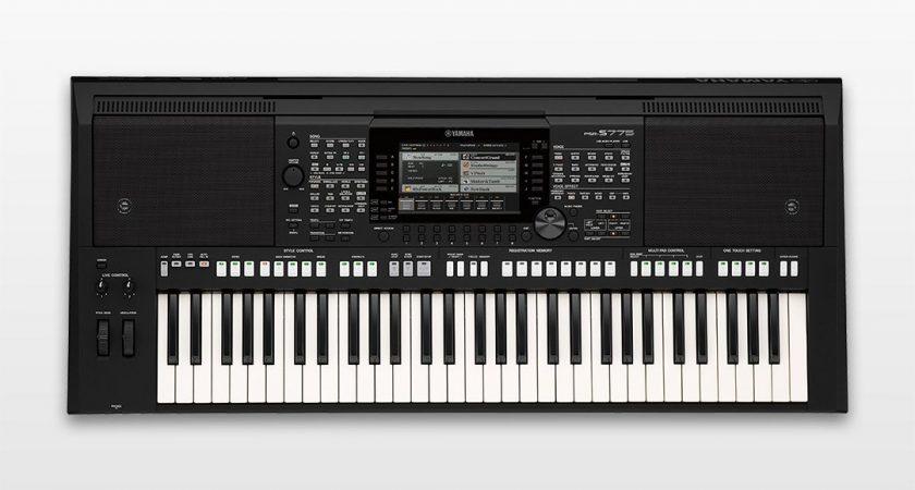 Đàn organ Yamaha PSR S775 – Model mới 2018