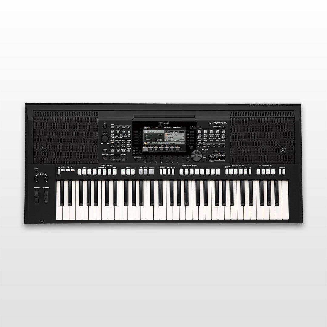 Đàn organ Yamaha PSR S775 - Model mới 2018