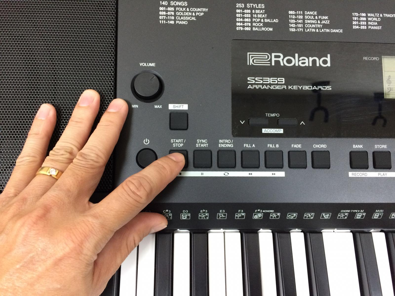 đàn roland e-x20