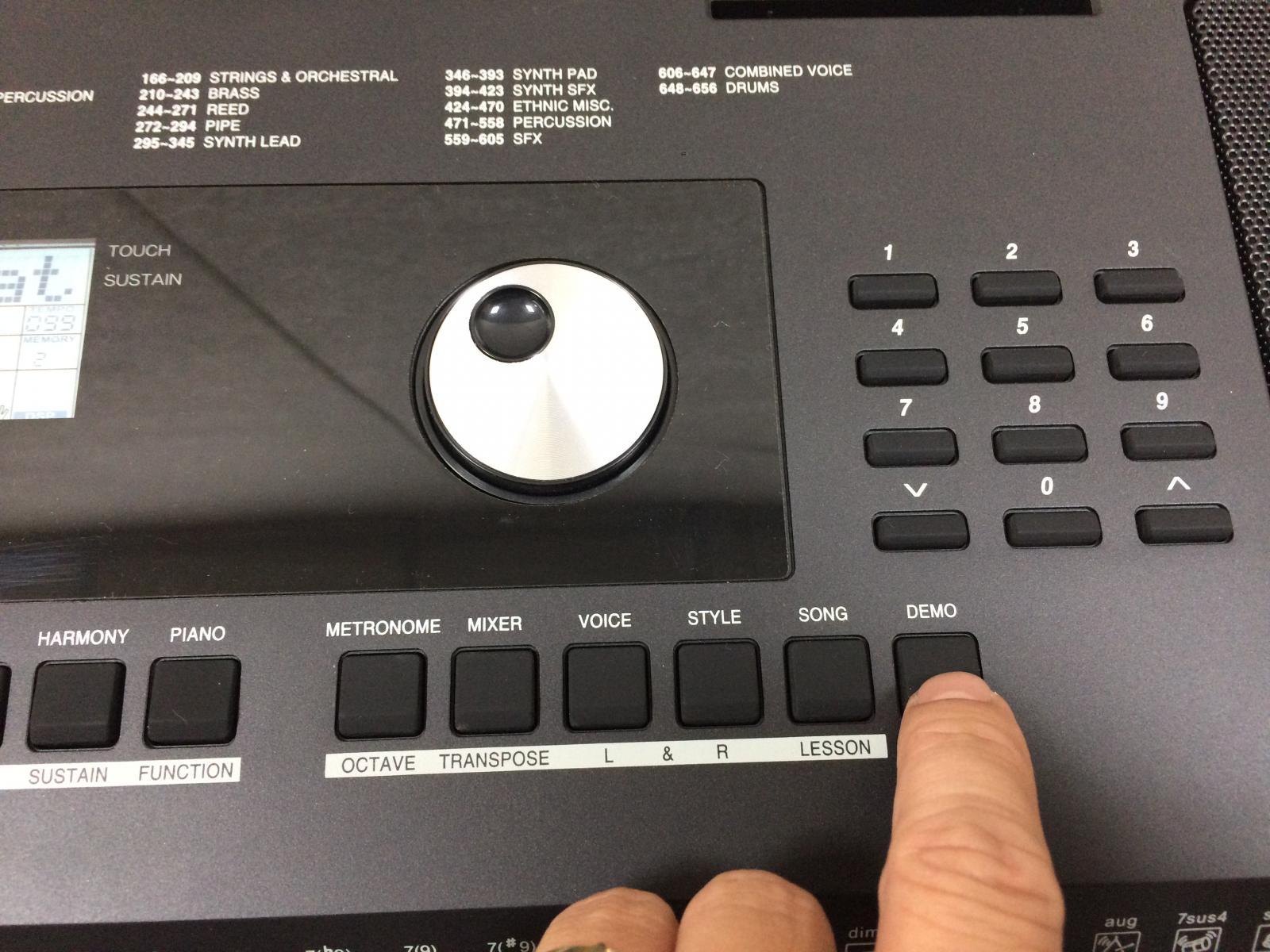 keyboard e-x20