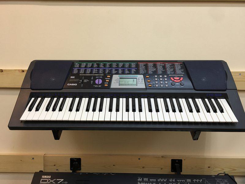đàn organ casio ctk 501