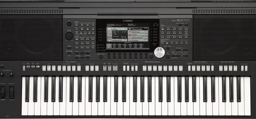 Chọn mua đàn organ Yamaha – Sự đa dạng của dòng PSR Series