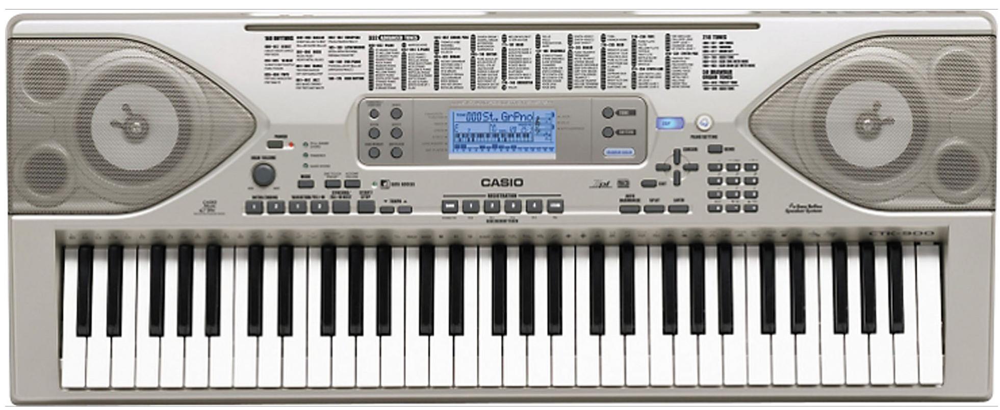 Đàn organ Casio CTK 900