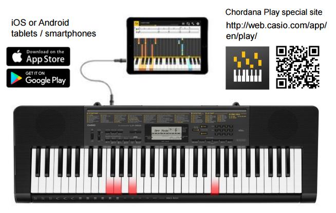 Tổng quan về cây đàn organ phím sáng Casio LK-265