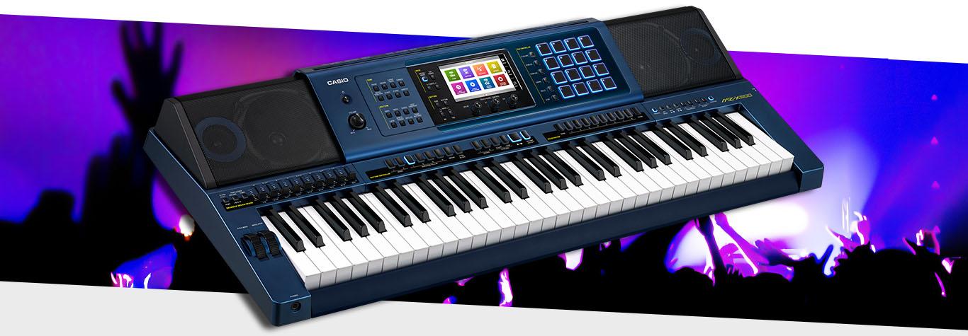 MZ-X500 thích hợp cho việc sản xuất âm nhạc