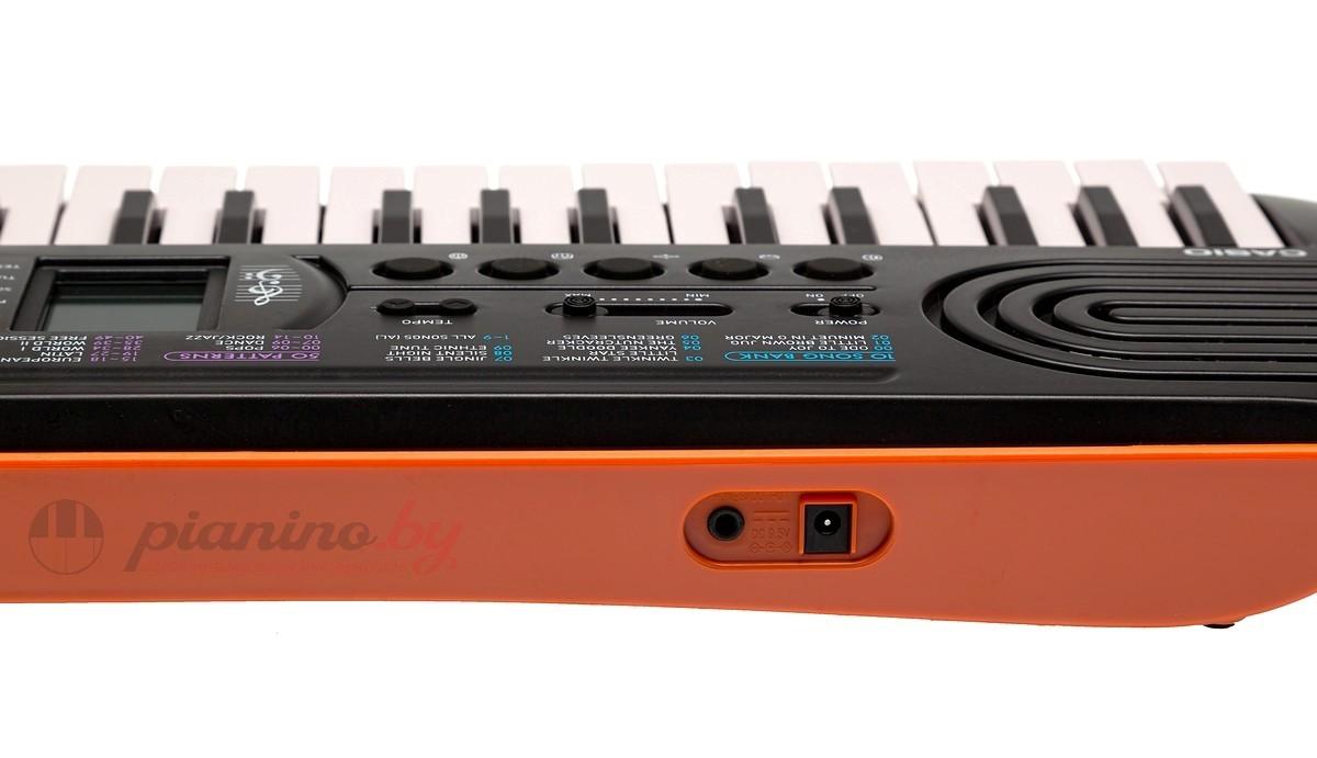 Casio Organ Mini SA-76 / SA-77 / SA-78 với giá bán lẻ là 1.641.000 đồng