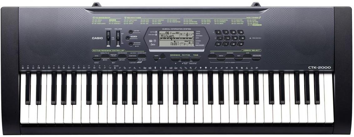 Đàn organ Casio CTK-2000