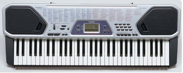 Đàn organ cũ Casio CTK-481 giá rẻ