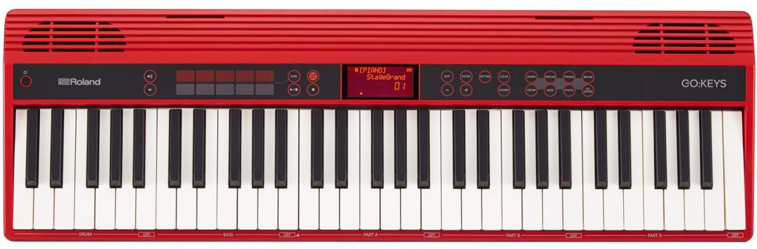 Địa điểm mua đàn organ Roland GO-61KL
