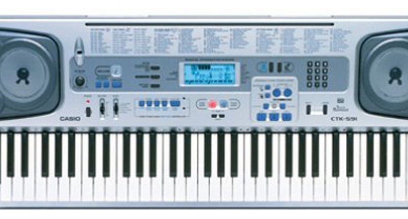Đàn organ cũ Casio CTK-591 chính hãng