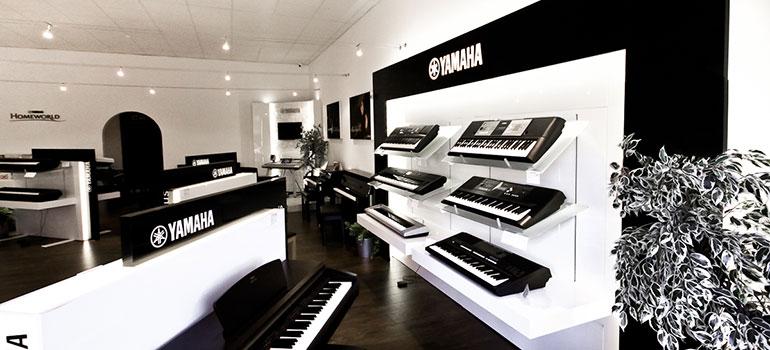 Đàn keyboard organ nội địa Nhật