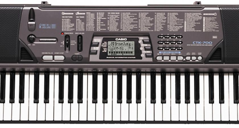 Đàn Organ Casio CTK-700 Chính Hãng