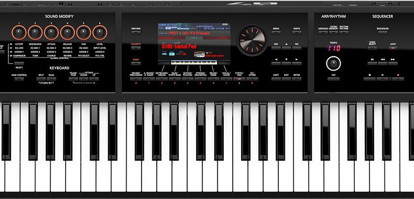 Đàn organ Roland FA-07 chính hãng giá rẻ