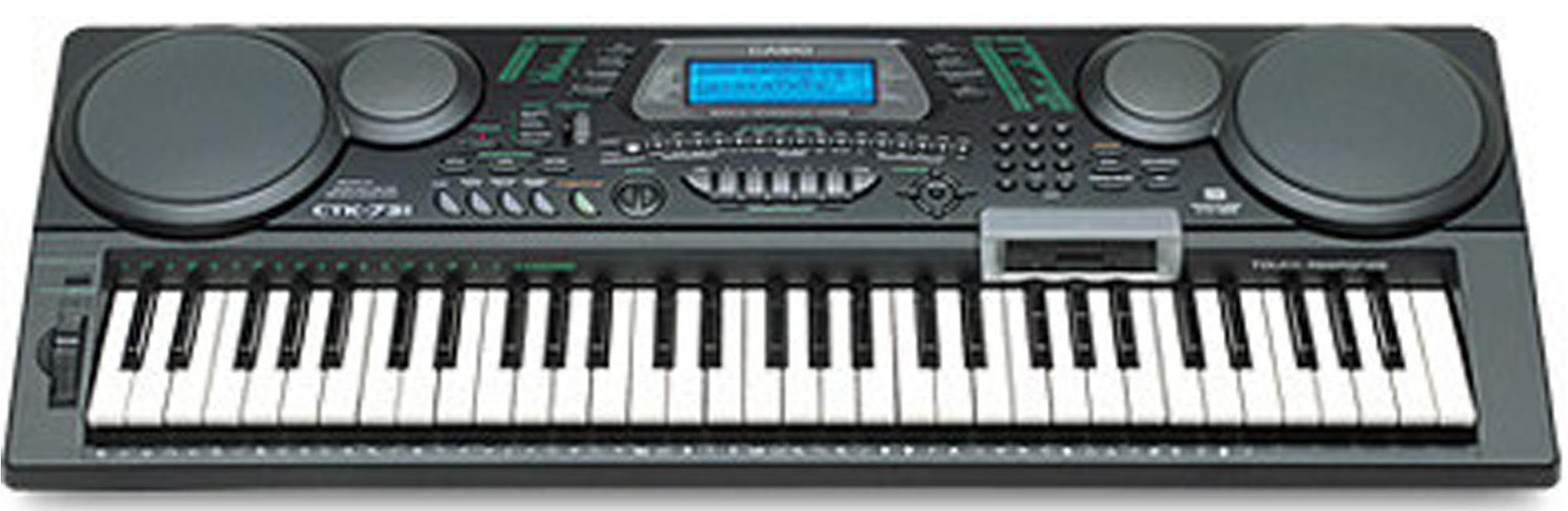 Đàn organ Casio CTK-731 Cũ