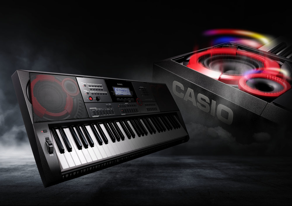 đàn organ Casio CT-X series