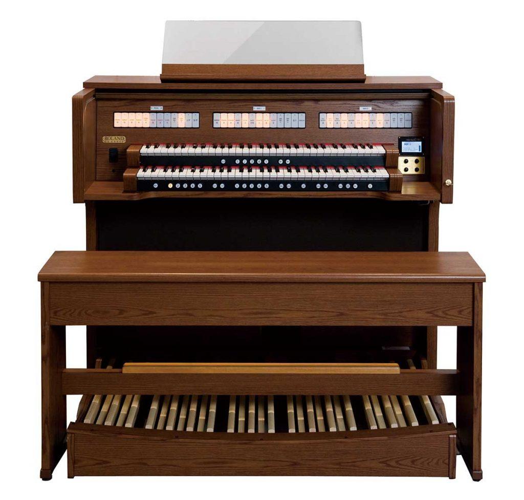 đàn organ nhà thờ