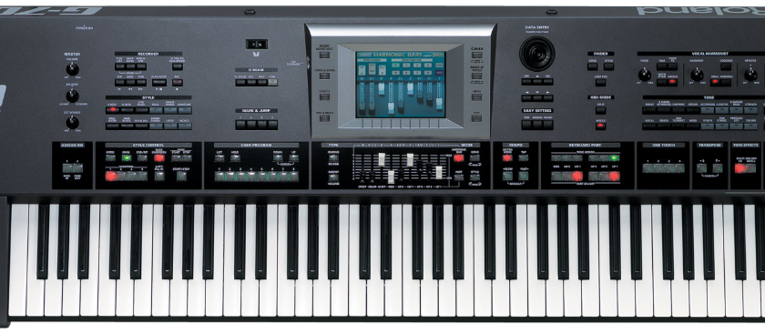 Đàn organ Roland G-70 Music Workstation 76 phím